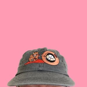 Vintage 1998 South Park Hat They Killed Kenny